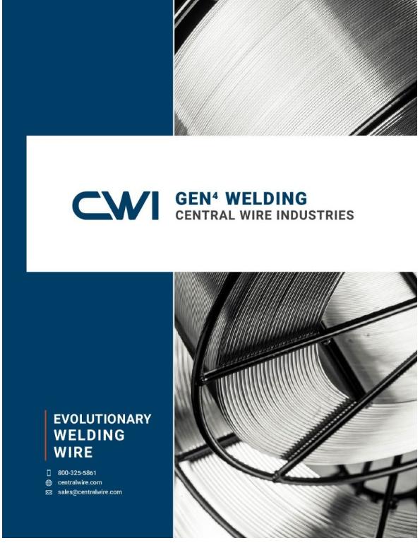 Welding Wire Brochure